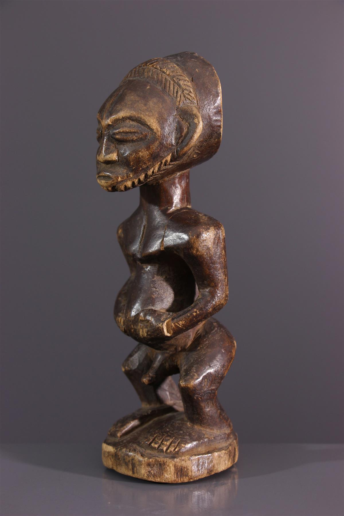 Statuette hemba - African art