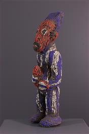 Statues africainesBamoun statue