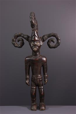 Figure masculine Ejagham