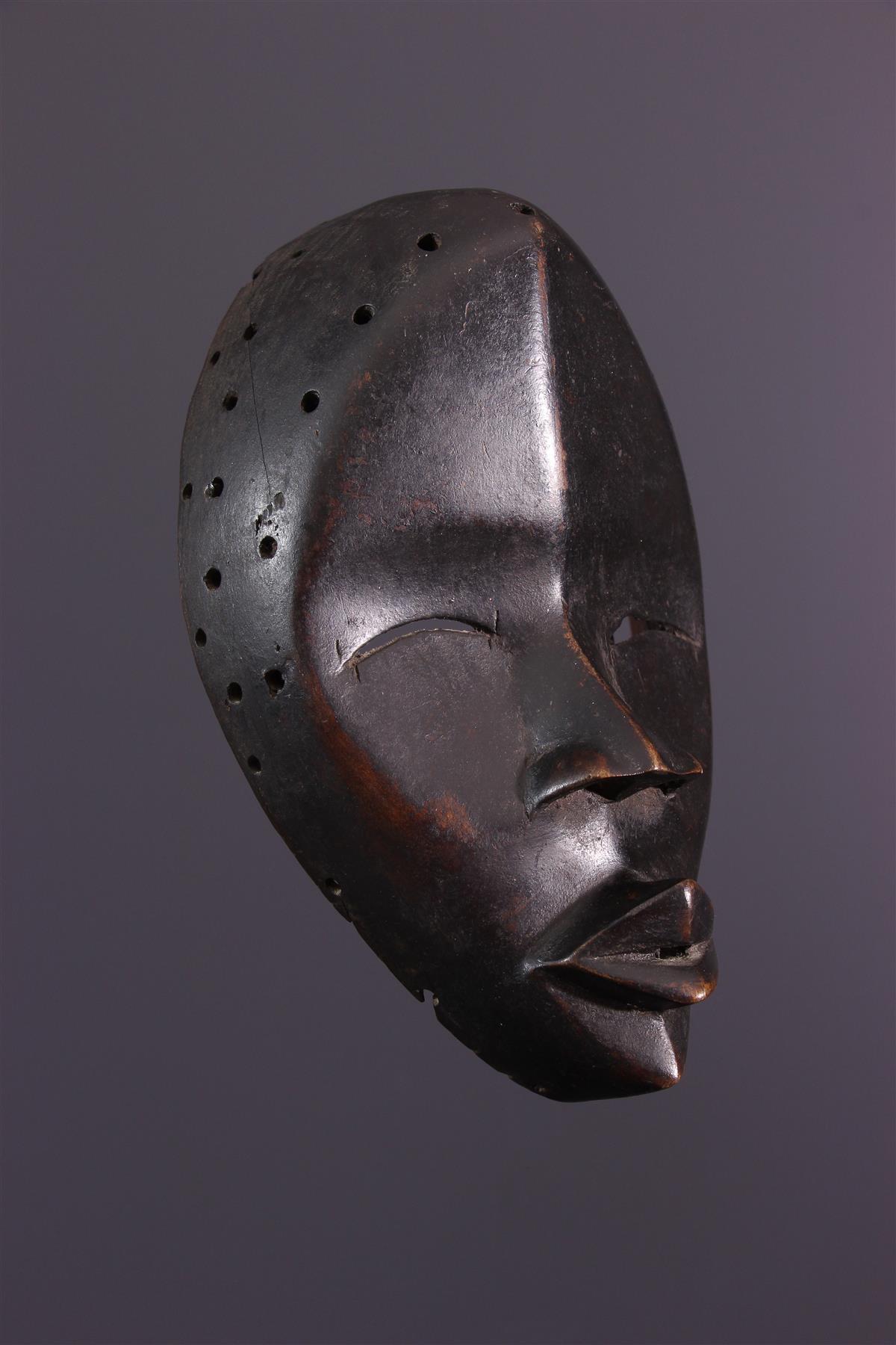 Masque Dan - African art
