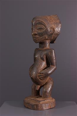 African art - Ancestor statue Hemba Singiti