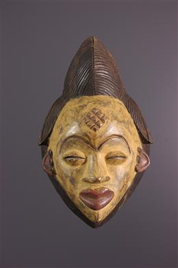 Great Punu mask from Gabon