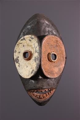 Masque Ibibio Eket