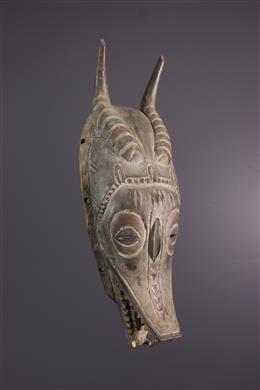 Gouro Zamble mask
