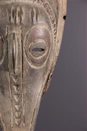 Masque africainZamble mask