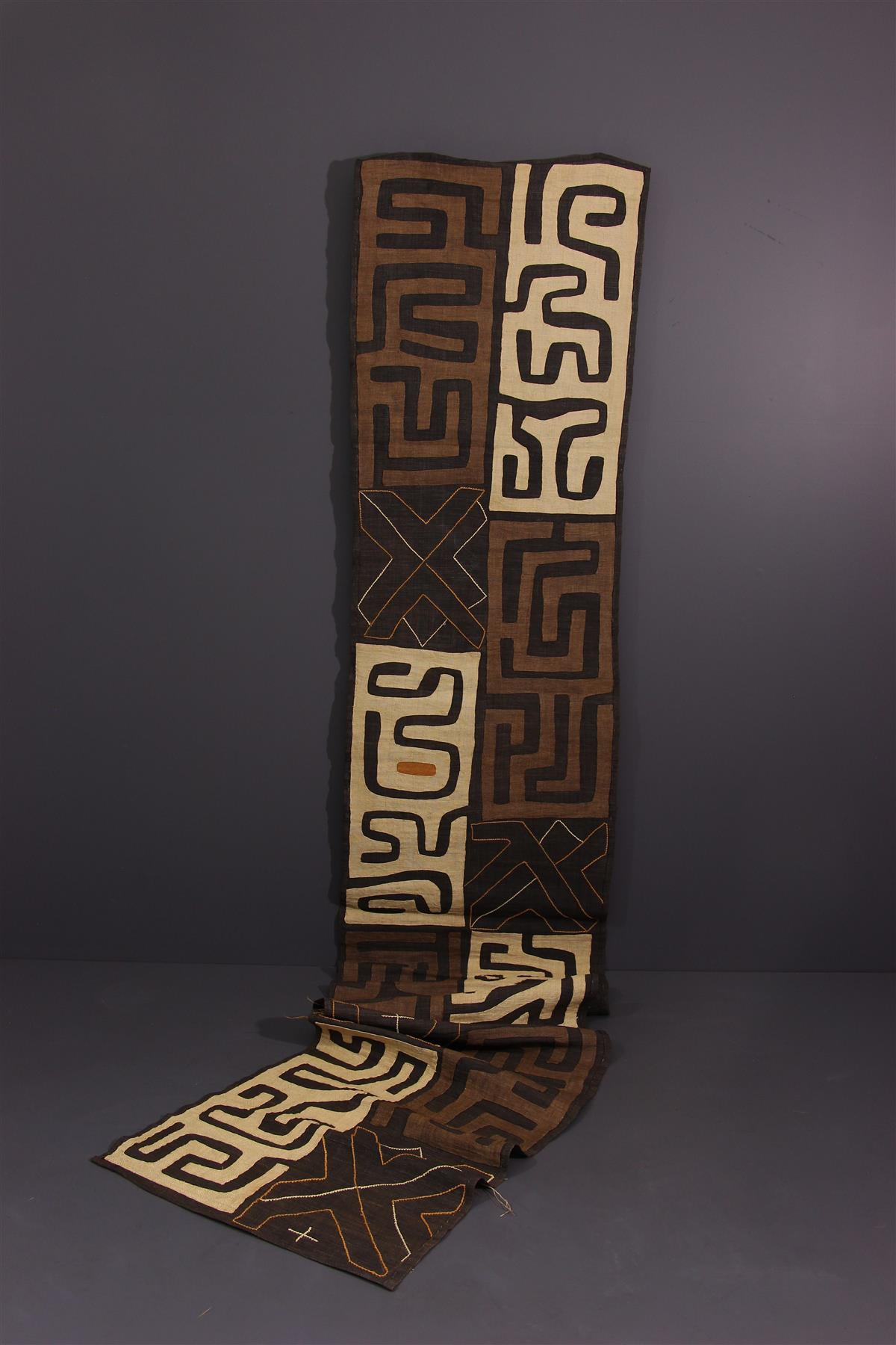 Etoffe Ncak - African art