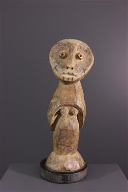 African art - Bwami Lega initiation figure