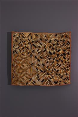 African art - Kasai Kuba Shoowa Velvet