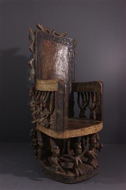 Yoruba dignitary seat
