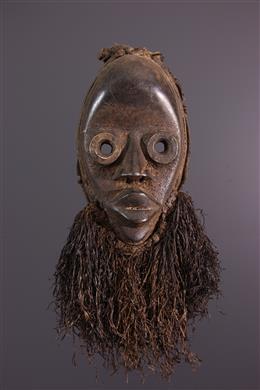 Mask Dan Zapkei or Gunye ge