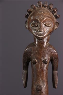Female statuette Ngbaka Nabo