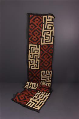 African art - Etoffe Ncak nsueha Bushoong