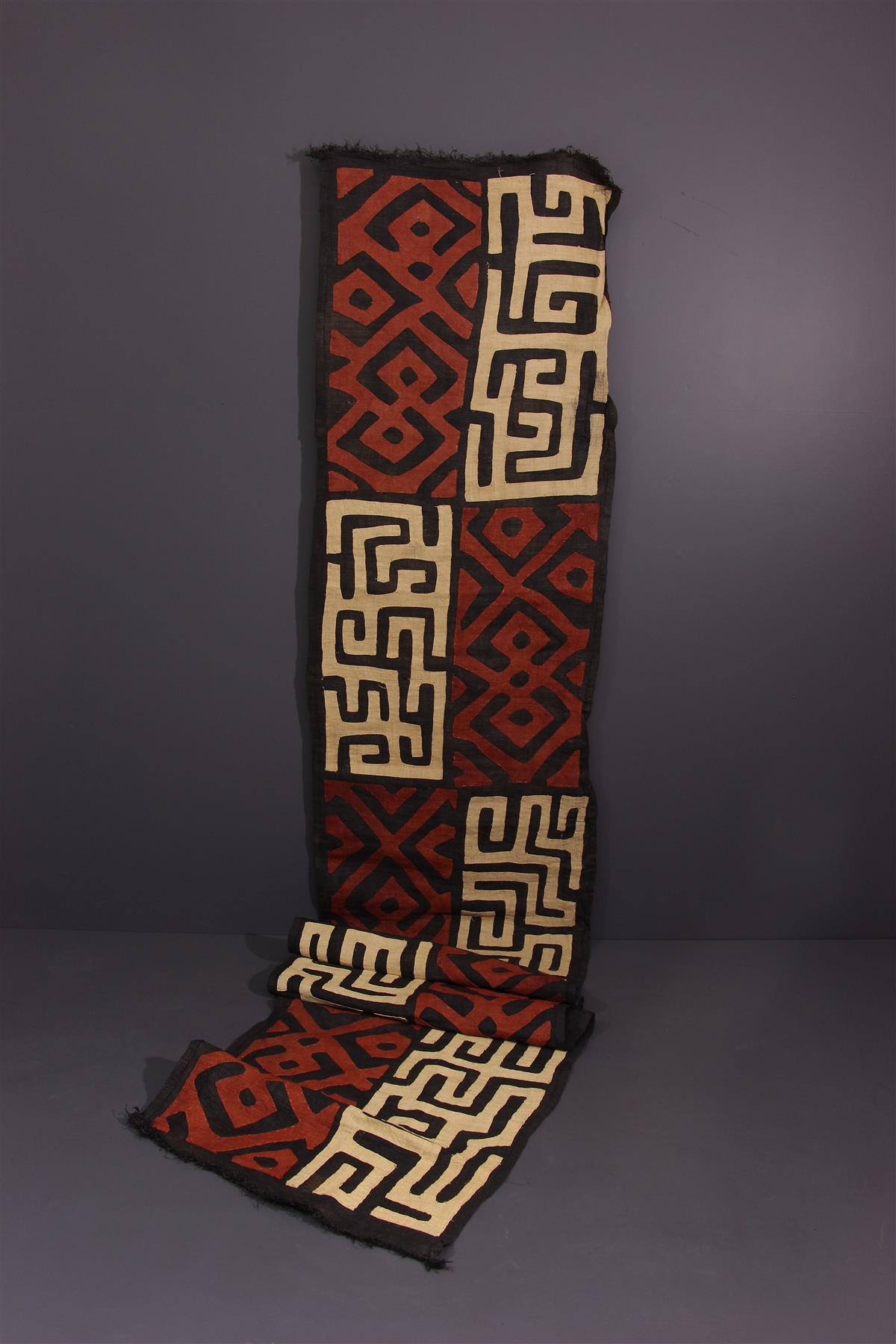 Pagne Kuba - African art