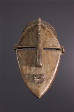 Lwalwa Nkaki Mask