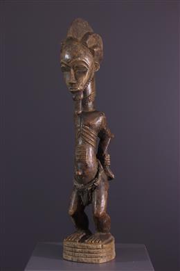 Statue Baoulé Waka Sona