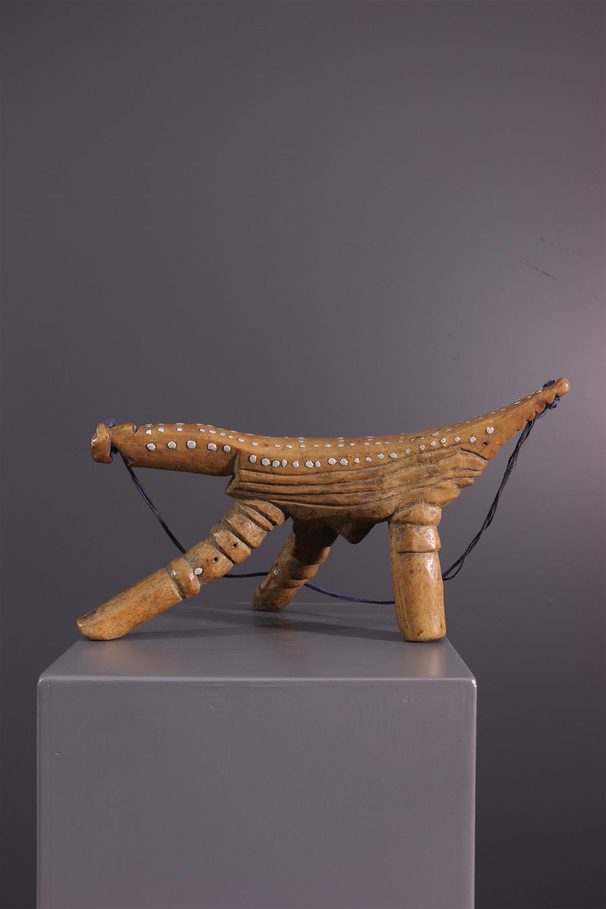 Tabouret Dinka - African art