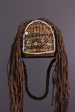 Bwami Lega Headdress