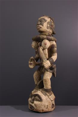 Igbo crest mask