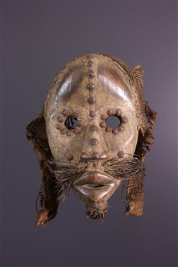 "African art - Dan Zapkei Dan Zapkeis "" Race Mask"