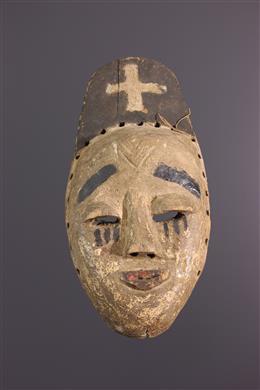Zambia or Kongo Mask