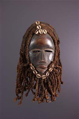 African art - Masque Dan Déangle