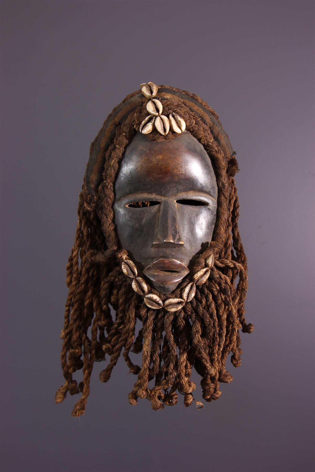 Ivory Coast Mask - African art