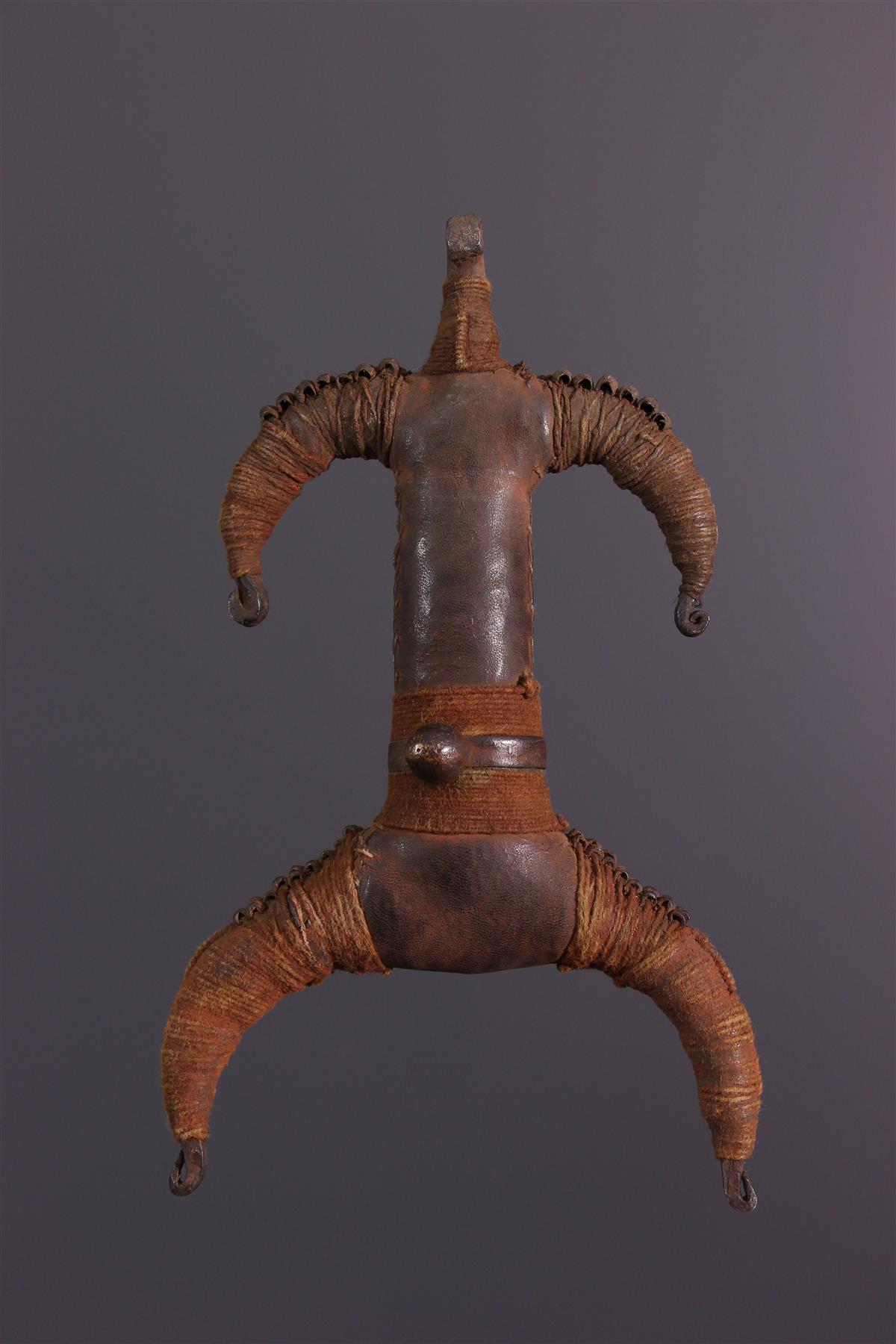 Fertility doll - African art