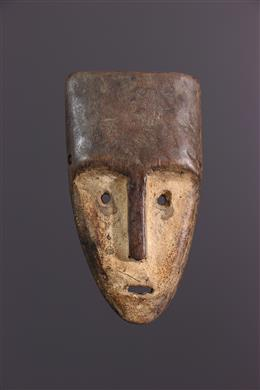African art - Small Lega Lukwakongo mask