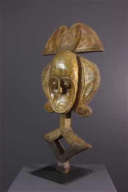 Reliquary figure Kota