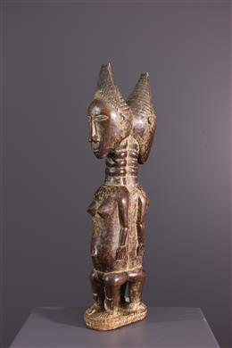 Statue janiforme Agni