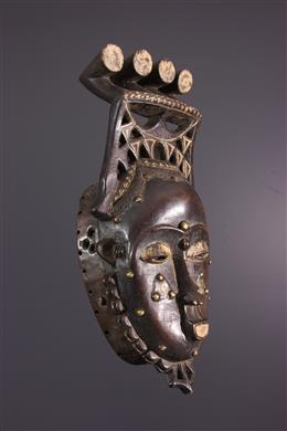 Yohoure Kokole Dja Kwain Mask