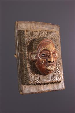 Tchokwe box mask