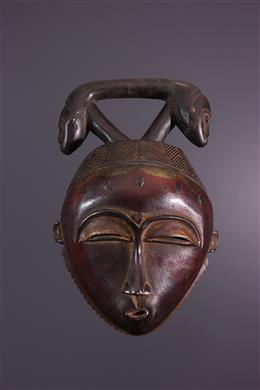 Baule Ndoma Mask