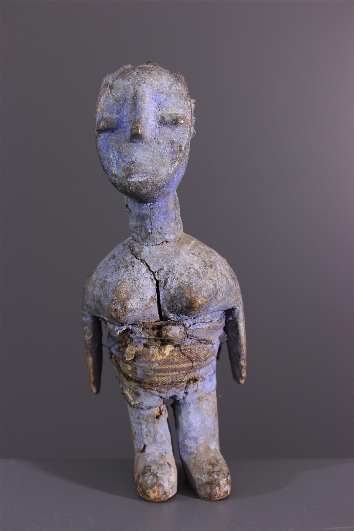 Ewe Doll - African art