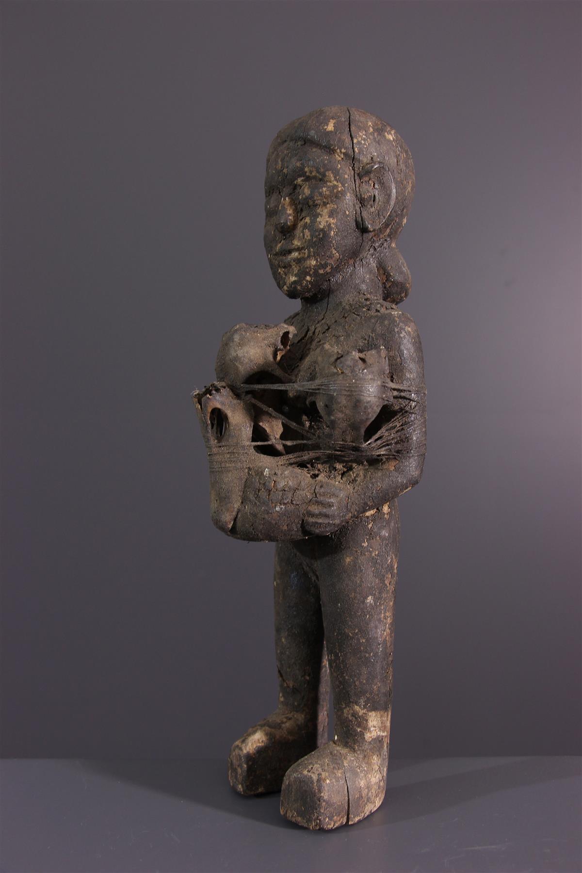 Statue Ewe - African art