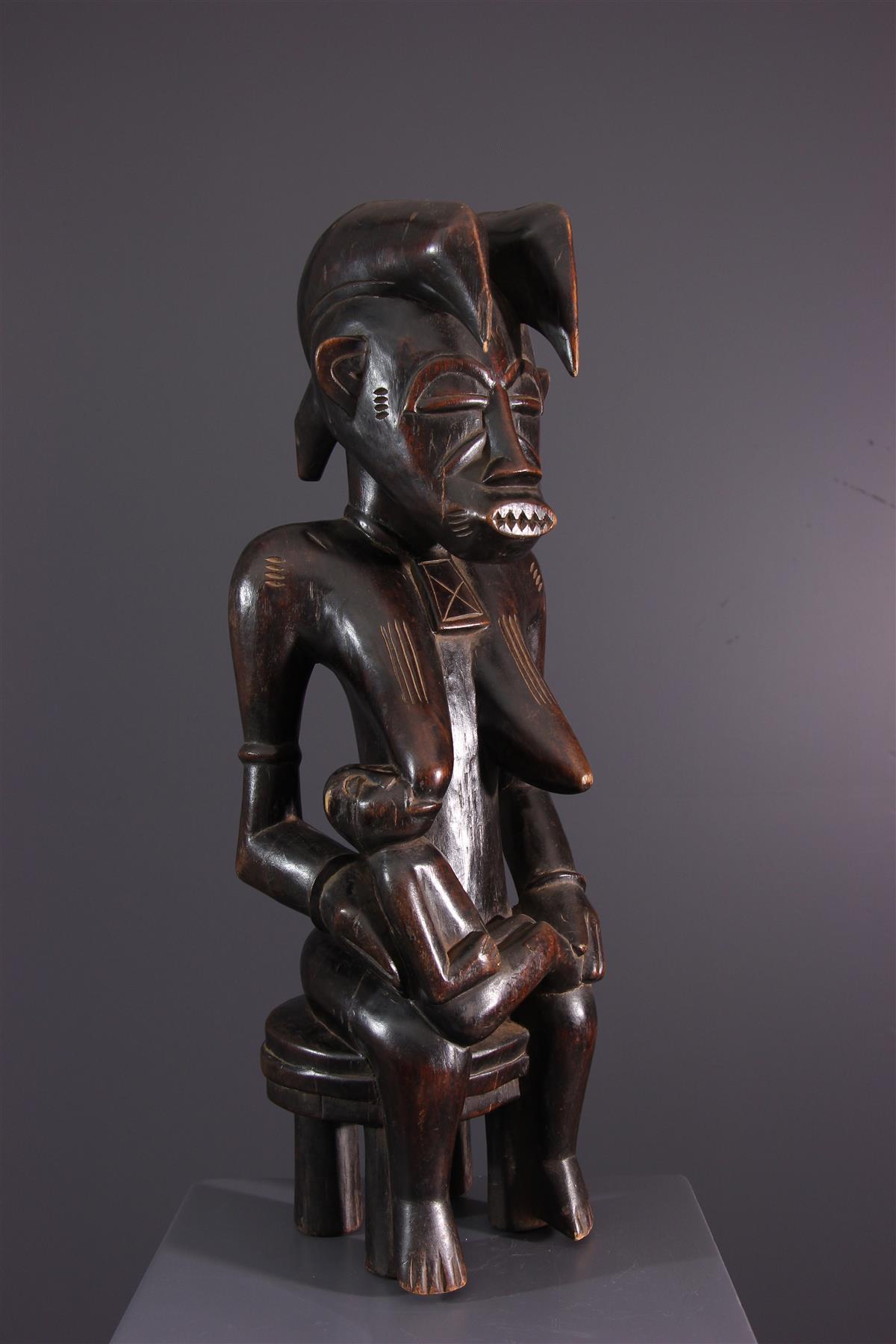 Statue Senoufo - African art