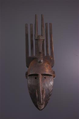 N tomo Bambara Mask