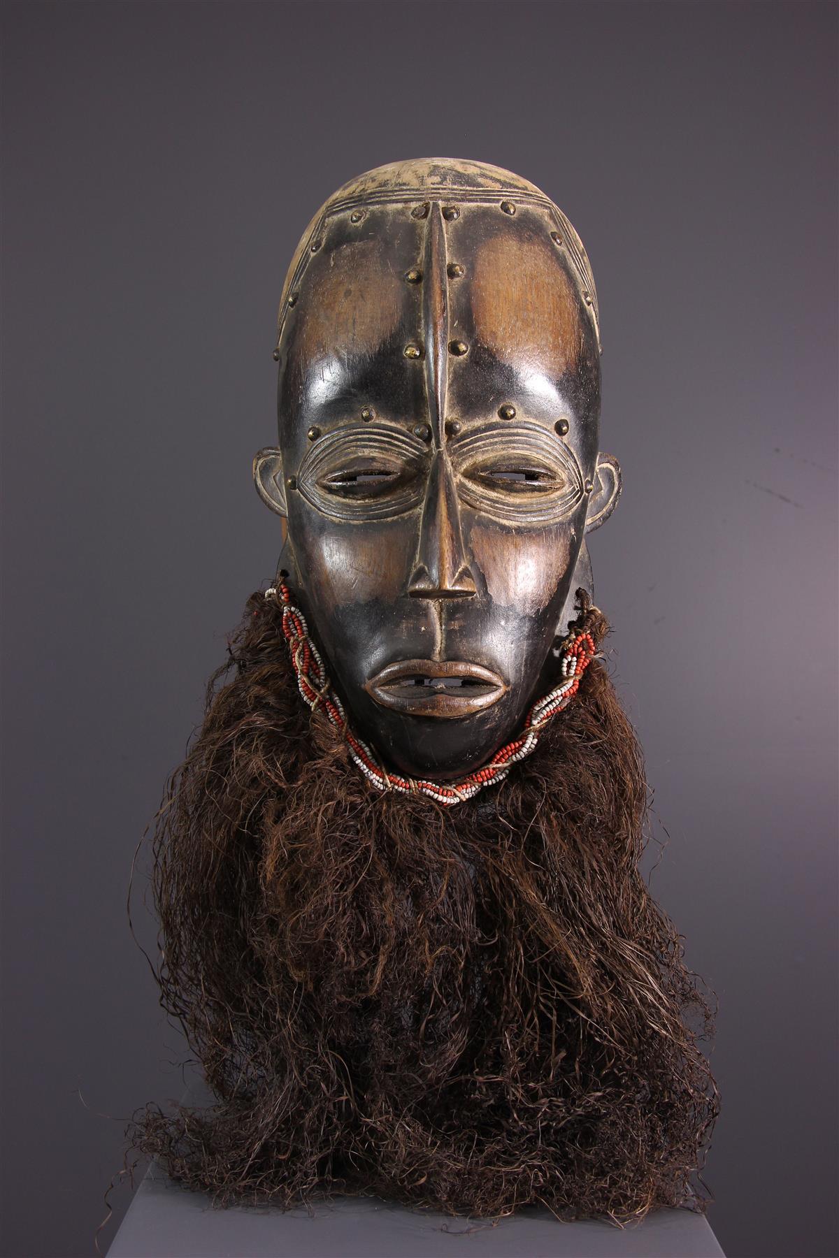 Bete Mask - African art
