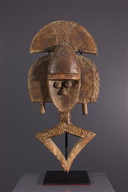 Reliquary figure Kota Mbulu Ngulu