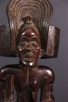 Chief Figure Chokwe