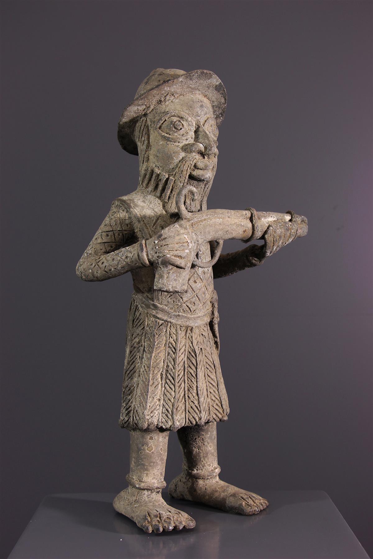 Benin Statue - African art