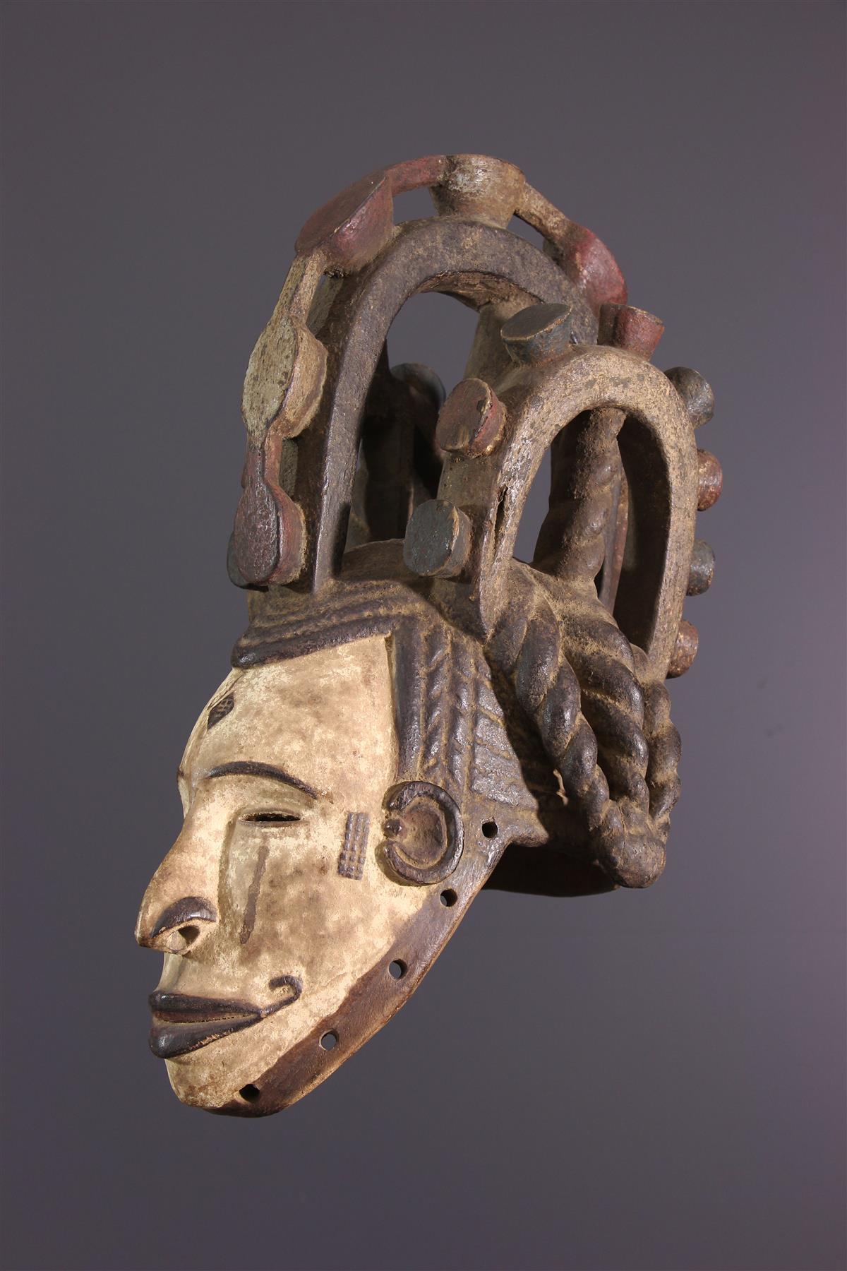 Igbo Crest - African art
