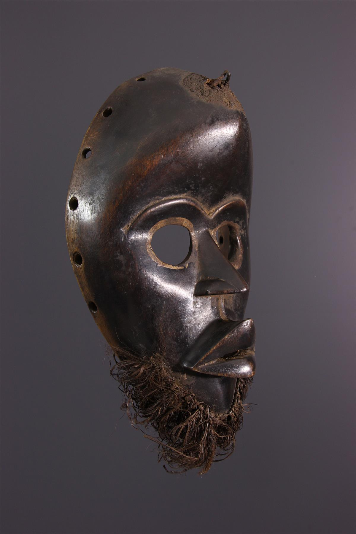 Ivory Coast Mask - African art