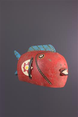 Bozo Fish Mask