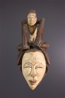 Gabon s Lumbu Mask