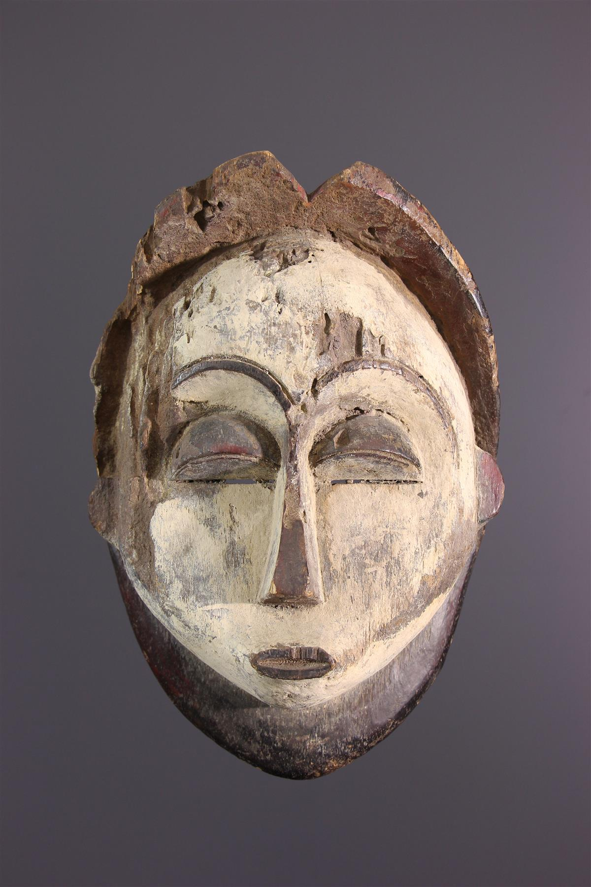 Tsogho Mask - African art