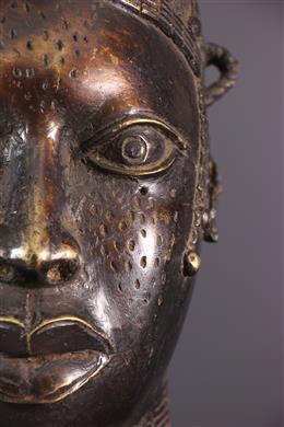 Head Queen Mother Benin Uhumnwun elao