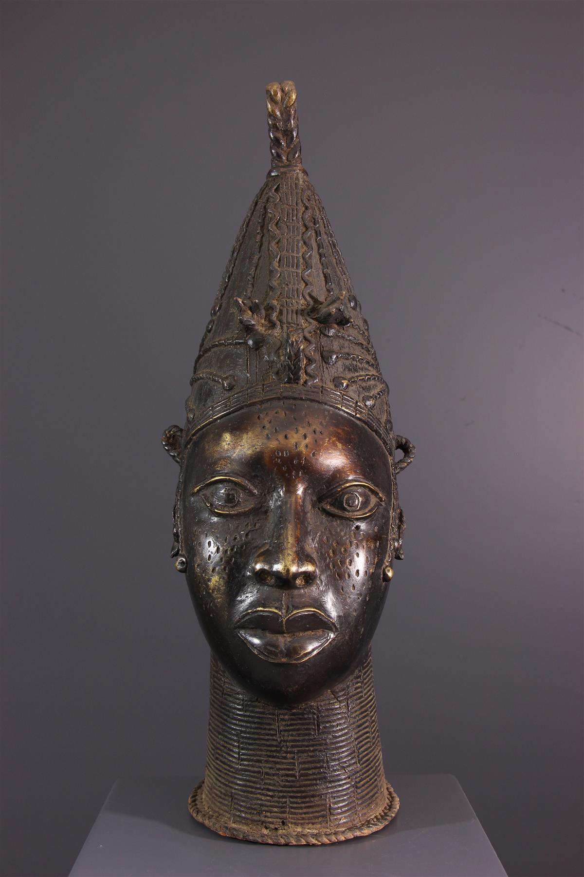Head Benin - African art