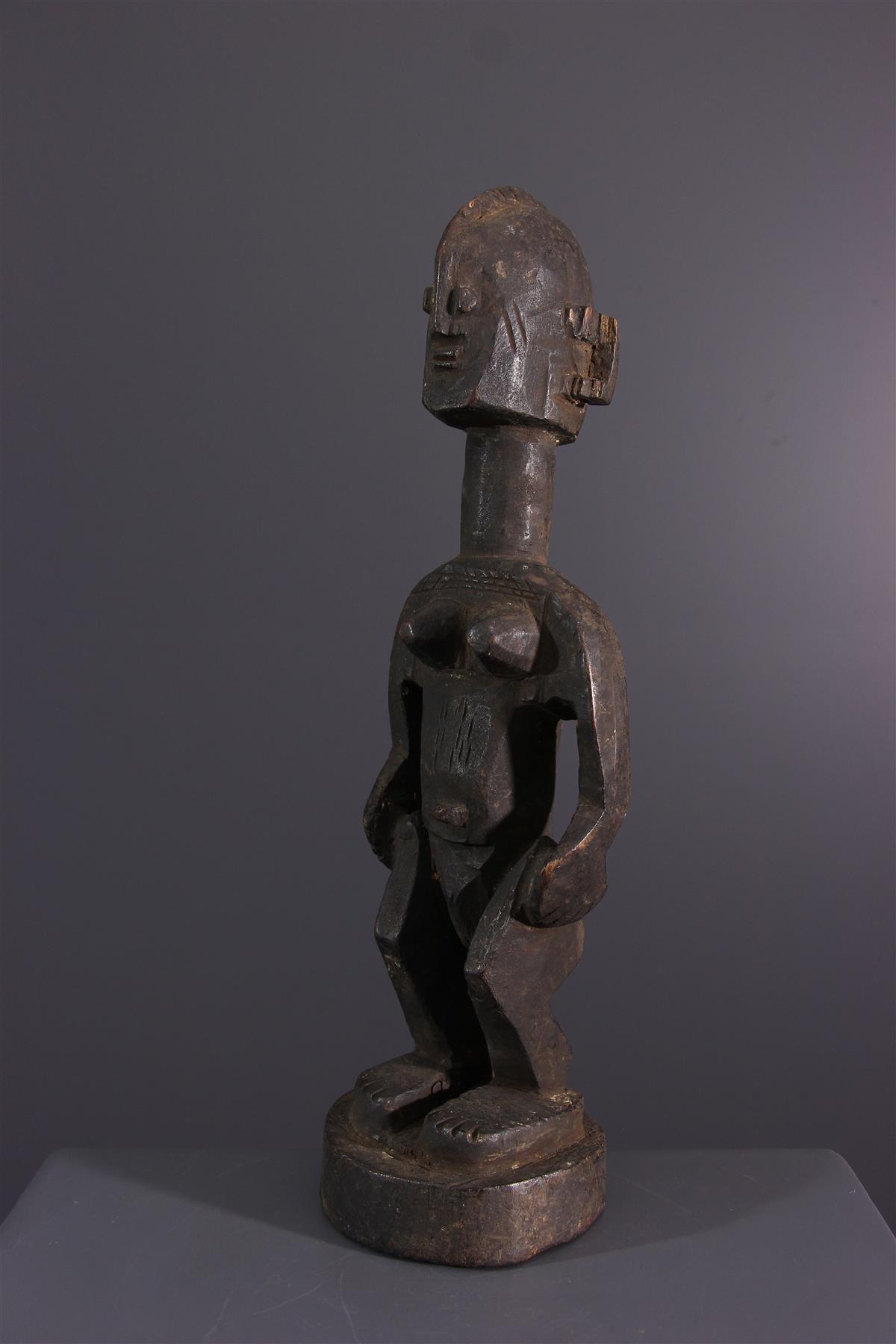 Bambara statue - African art