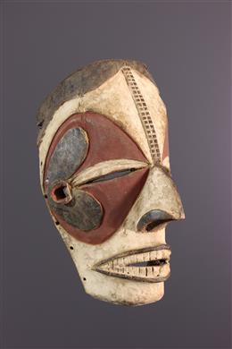 Female mask mmwo Igbo
